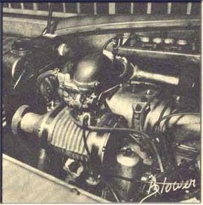 Culture générale : Superchargers vintage Morand-constantin1.2