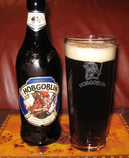 Pivo, cervesa, beer, bier Hobgoblin