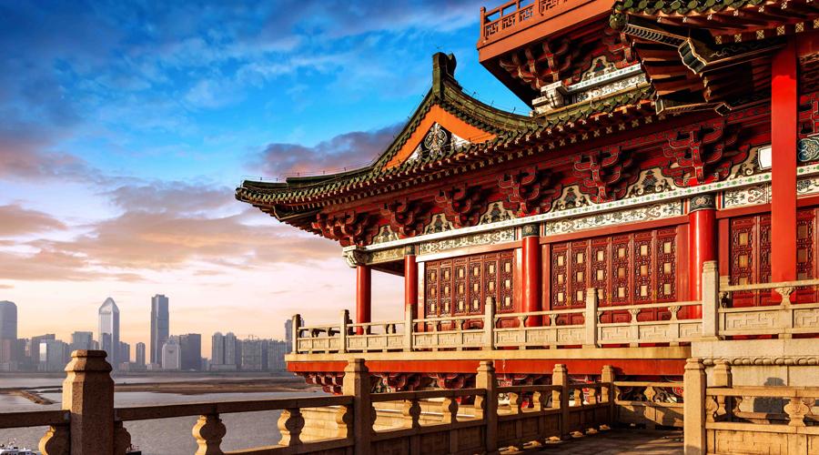 جولة في الصين China1