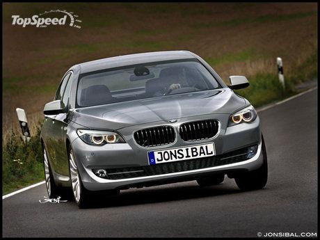 اجمل صور للسيارة الفخمة BMW 2011-bmw-5-series-pics
