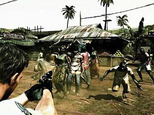 משחקי Resident Evil 1\2\3\4\5 PC להורדה לינק 1 מהיר ! Resident-evil-5