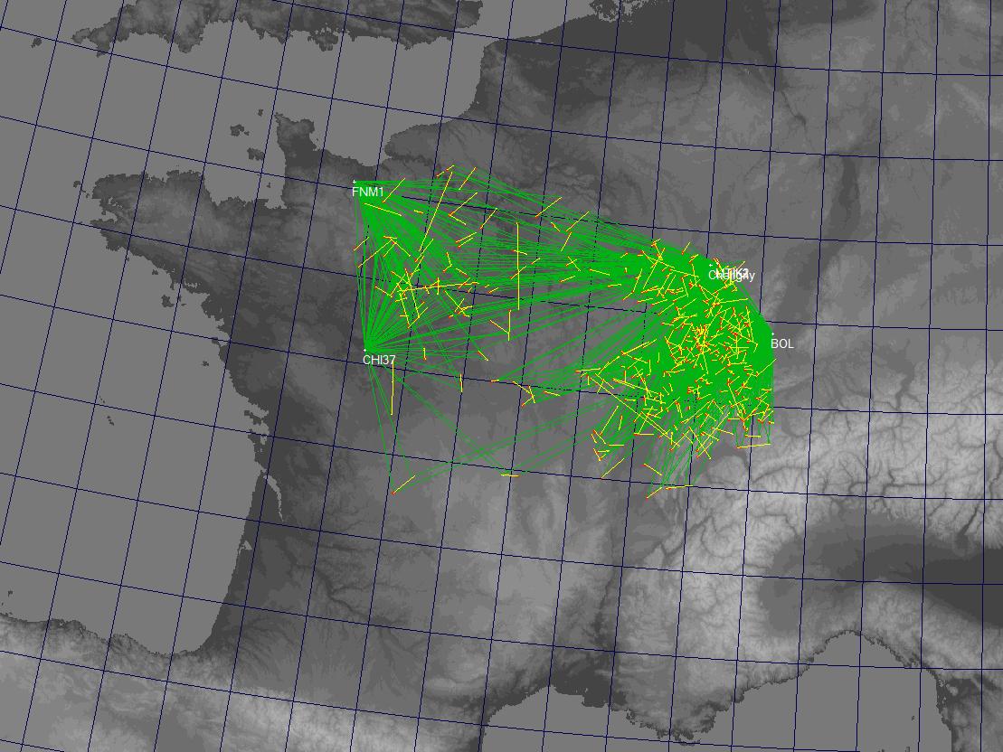 BOAM 2020 B2017_multi_GMAP_Q1_dt_5s_dD_0.5_382_meteores