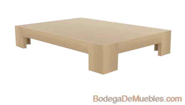 Mobiliario nuevo para el equipo Base_para_Cama_de_Madera_32