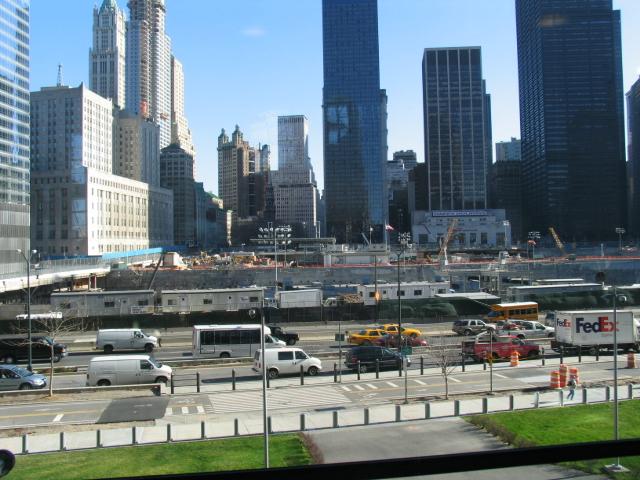 New York : une mosquée près de Ground Zero ? Ground-zero