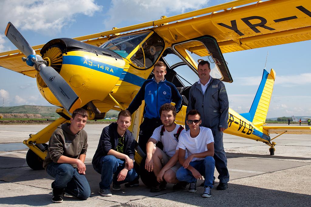 Cluj Napoca Airshow - 5 mai 2012 - Poze - Pagina 2 27