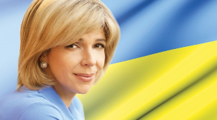 Ольга Богомолець-кандидат від народу
