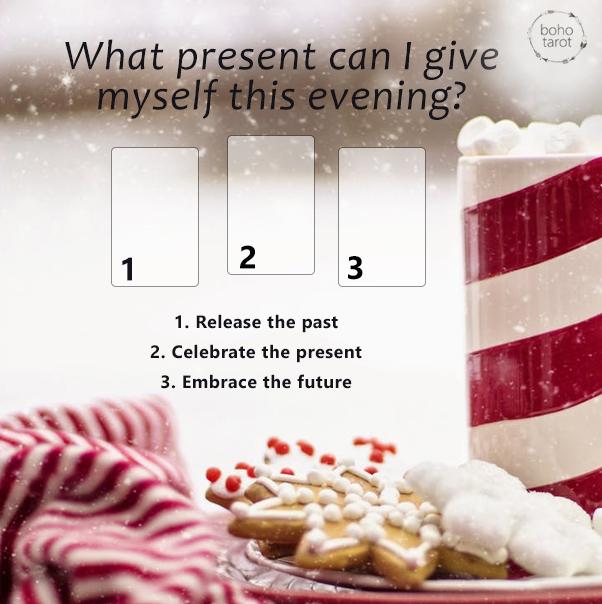 ¿Qué regalo me puedo hacer a mí mism@? 12-24-17