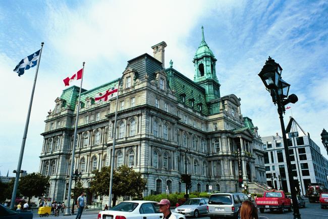 கனடா Montreal-Vieux3