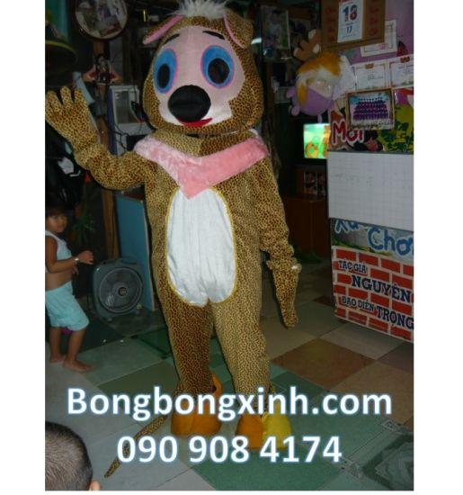 Mascot dễ thương và ngộ nghĩnh đón chào quý khách Goc_1396847725