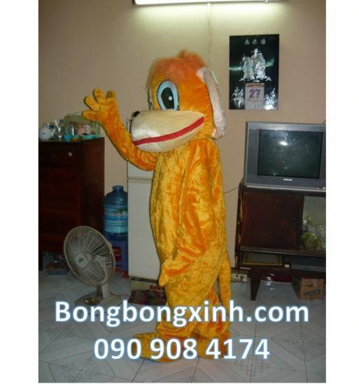 Mascot dễ thương và ngộ nghĩnh đón chào quý khách Goc_1396847747