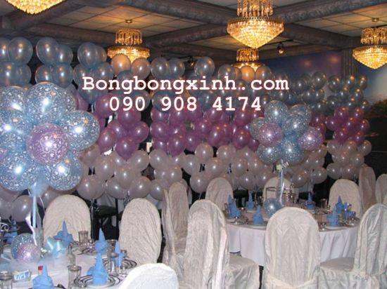 Tường bong bóng mang nhiều nét đẹp cho sự kiện của bé Goc_1396854069