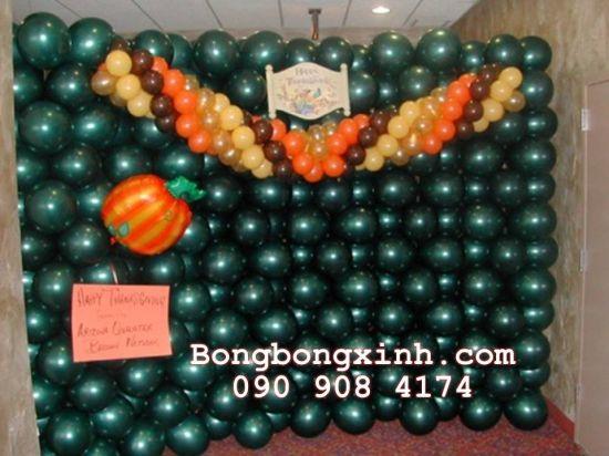 Tường bong bóng mang nhiều nét đẹp cho sự kiện của bé Goc_1396854100