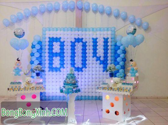 Tường bong bóng thích hợp cho mọi sự kiện cho bé Goc_1405752574