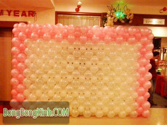 Tường bong bóng thích hợp cho mọi sự kiện cho bé Goc_1406514981