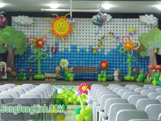 Sân khấu dễ thương và ngộ nghĩnh cho bé Goc_1413620489