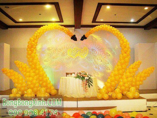 Trang trí tiệc cưới tháng 3 cùng Bong Bóng Xinh với nhiều ưu đãi hấp dẫn Goc_1419494623