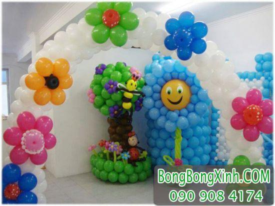 Cổng chào trang trí sinh nhật - thôi nôi cho bé yêu Goc_1428394678