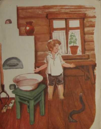 Книга. Смирнов Виктор » Щучий завтрак (Иллюстрации А. Лурье) 5