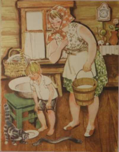 Книга. Смирнов Виктор » Щучий завтрак (Иллюстрации А. Лурье) 7