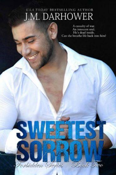 Forbidden - Tome 2 : Sweetest Sorrow de J.M Darhower 2-50-370x560
