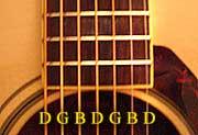 7 et 8 CORDES, guitares-et-basses, impro/composition, investigations RussianSevenStringTuning