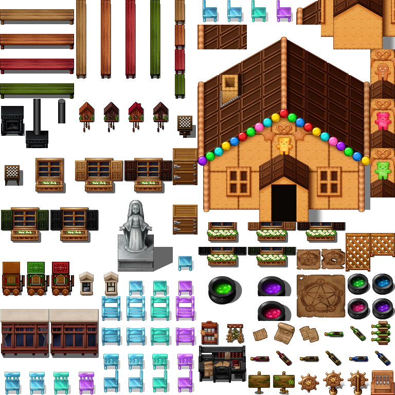 [MV] Tile, windows etc... de  BOUGAINVILLEA Mapchip_mv5