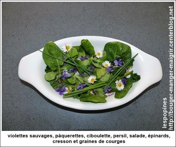 salade de fleurs sauvages  5de91cbd