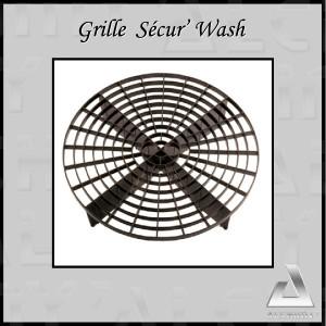 Tuto detailing: Entretien esthétique  de sa voiture Grille-secur-wash