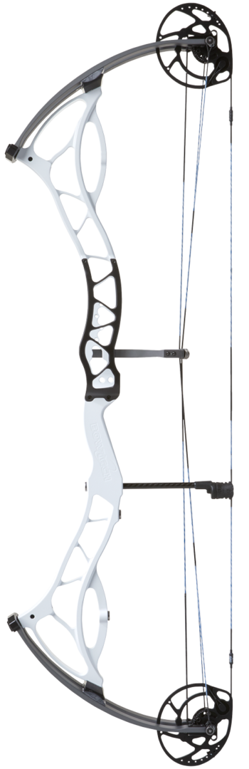 Bowtech fanatic 3.0 Fanatic3_White-Flat-new-350x1080