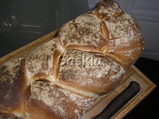 Trenza de pan   ( Saskia ) Trenzapanbaston