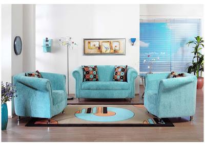 غرف للجلوس Suit_lobi_fast_mavi