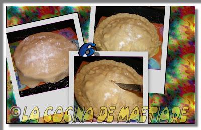 Tarta de manzana al estilo USA Collage5