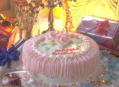 عيد ميلاد - رنده CAKE
