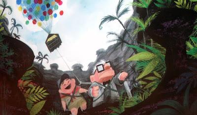 [Pixar] Là-Haut (2009) : topic de pré-sortie - Page 5 Up_art