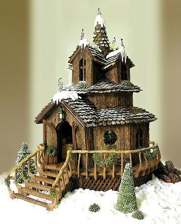 Gastronomía - Página 2 GingerbreadHouse