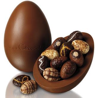 ~ { الشكولآته وفوائدها }~ Gourmet-Easter-Eggs-IMG450059US
