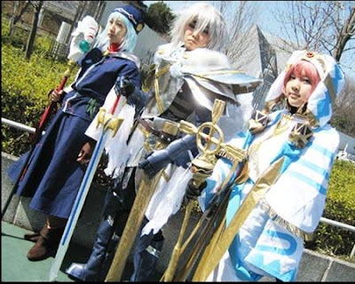 Cosplay Hack // G.U Balelmis