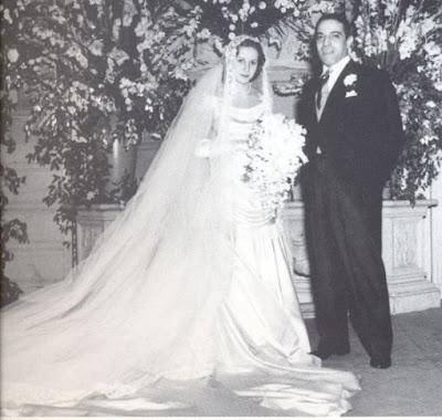 Christina y Athina Onassis Marriage1946