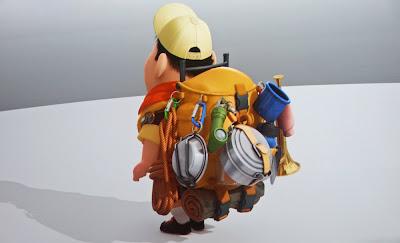 [Pixar] Là-Haut (2009) : topic de pré-sortie - Page 5 Russell_2