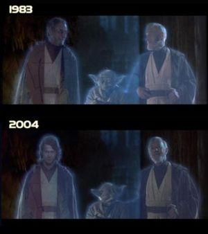 Star Wars VI Ending. Anakin%2Bnew