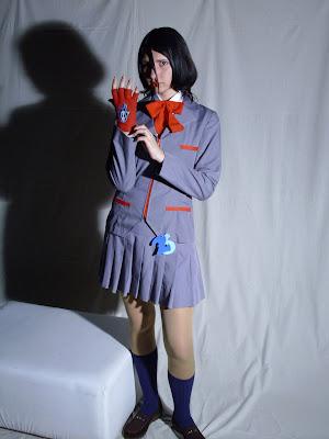 -Cosplay de Anime- Rukia