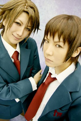 The Melancholy of Haruhi Suzumiya cosplay 1208517777259