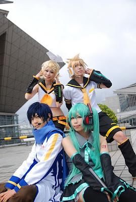 Cosplay Vocaloid 203704