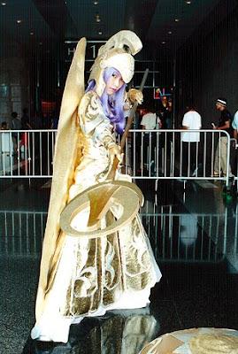 Cosplay Saint Seiya Athena09