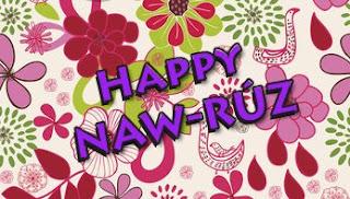 كل سنة وانتم طيبين النهاردة النيروز Nawruz1