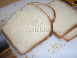 Pan de Molde Esponjoso  ( Saskia ) Rebanadas