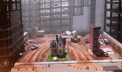 [Pixar] Là-Haut (2009) : topic de pré-sortie - Page 5 Up_house