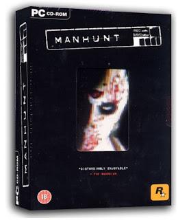 Manhunt - O jogo proibido (não ak huahuahua) Manhunt