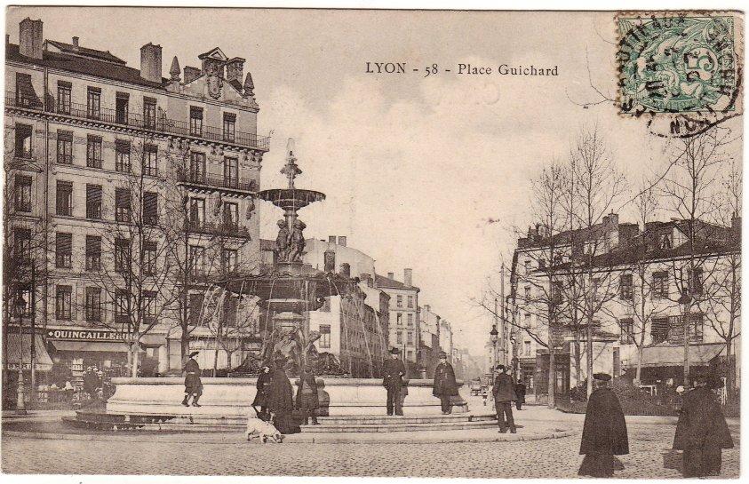 Place Guichard / Fontaine de Tourny 58_place_guichard