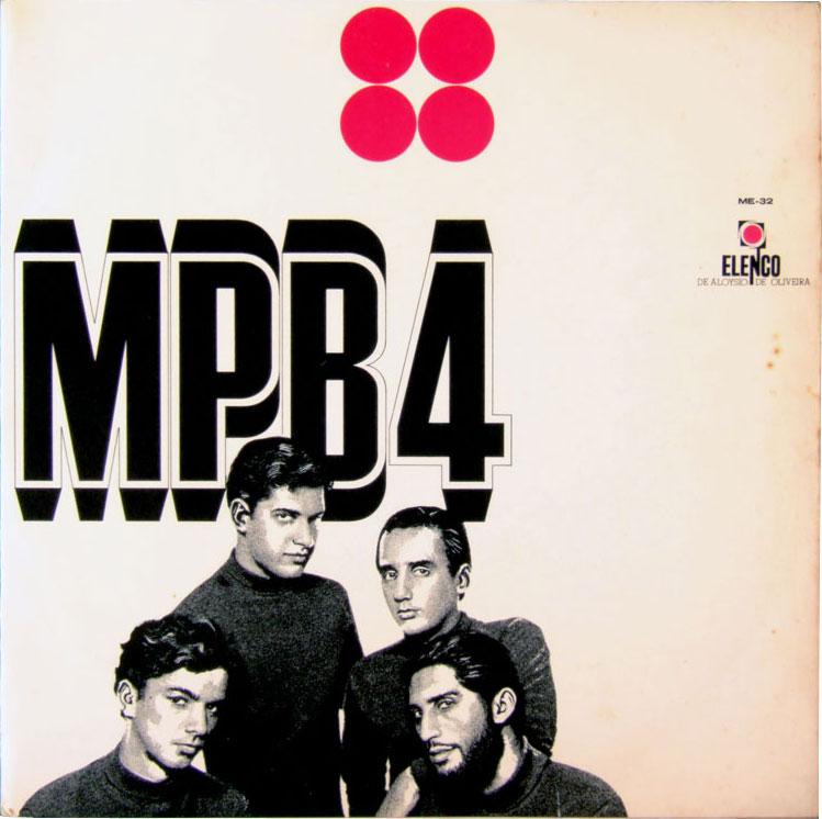 Elenco Mpb4-1966